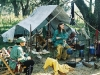 Seminole encampment