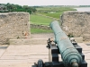 Castillo de San Marcos - guarding the city