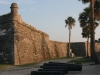Castillo-built-of-coquina-and-cannon