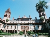 Flagler College - the courtyard