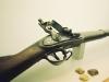 Musket mechanism and flints