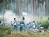 The Seminoles attack again but Dade\'s soldiers are overwhelmed
