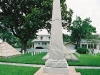 St. Augustine National Cemetery - Seminole War monument