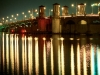 Bridge of Lions at night
