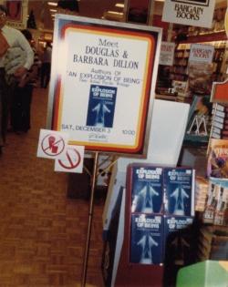 B & D Book signing1