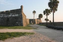 The Castillo de San Marcos
