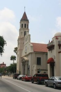 St. Augustine Cathedral and Bell Tower - blog